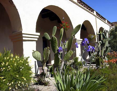 Kurt Van Wagner - Arches Garden Mission Santa Ines