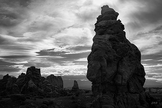 David Gordon - Arches NP IX BW