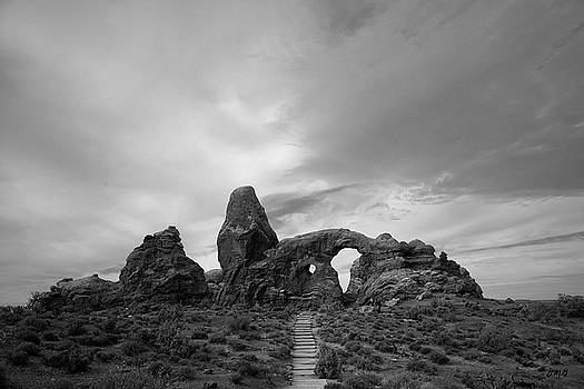 David Gordon - Arches NP X BW