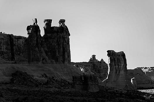David Gordon - Arches NP XI BW
