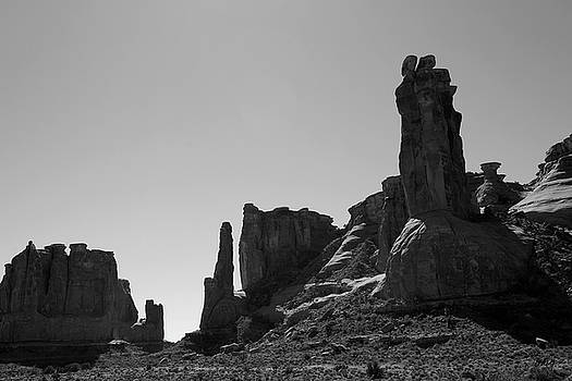 David Gordon - Arches NP XII BW