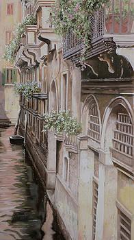architetture di  Venezia by Guido Borelli