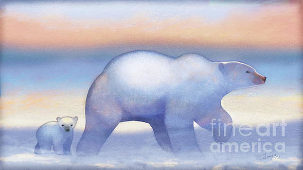 Arctic Bears, Journeys Bright by Tracy Herrmann