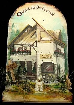 Ardeleana House by Sorin Apostolescu