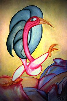 Arizona Bird by Cliff Richey
