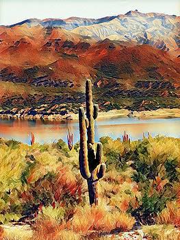 Arizona Burn by Deniece Platt