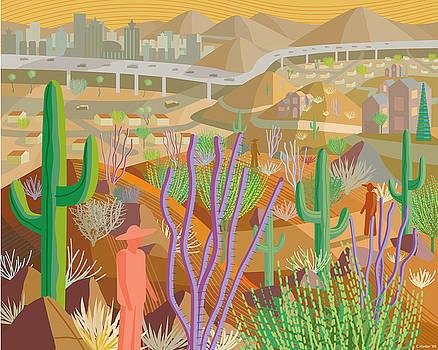 Arizona by Charles Harker