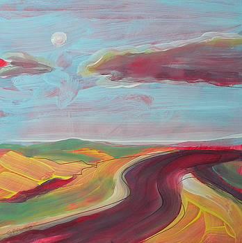 Arizona Highway 2 by Pam Van Londen