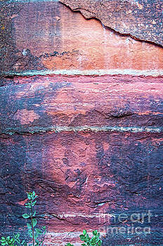 Arizona Rockwall by Todd Breitling