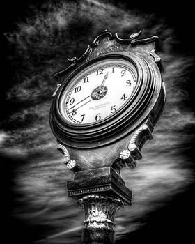 Arlington Clock by Spencer McDonald