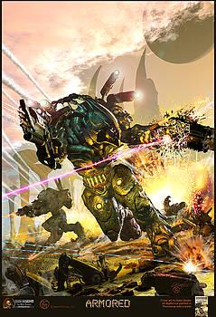 Armored by Kurt Miller