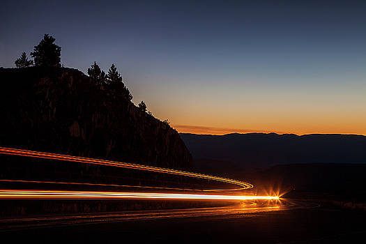 Around the Curve by Andrew Soundarajan