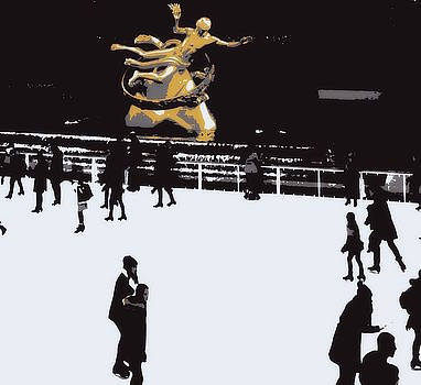 Around the Rink by Laurie Pike