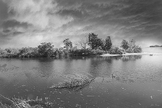 Arriving Storm by John Rivera