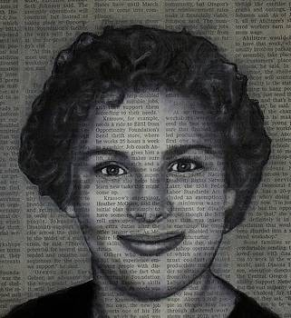 Art in the news 99-Remembering Anthony by Michael Cross