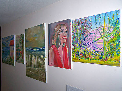 Patricia Taylor - Art Wall