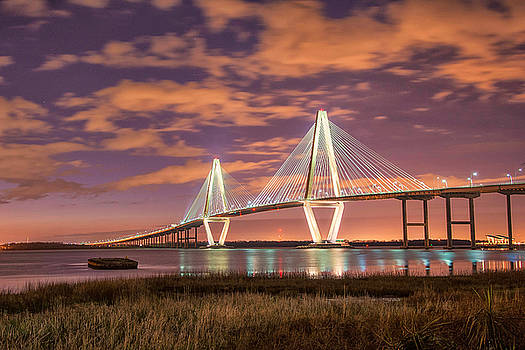 Arthur At Night by Donnie Smith