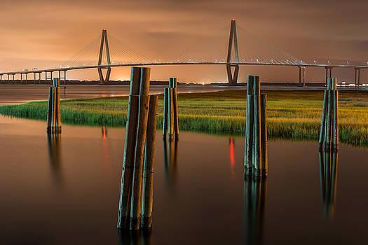 Arthur Ravenel Jr. Bridge by Derek Thornton