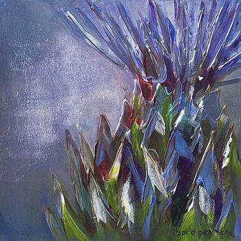 Artichoke Burst by Barb Pearson