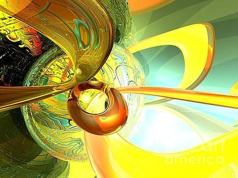 Articulate Design Abstract by Alexander Butler
