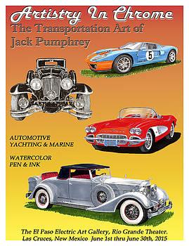 Jack Pumphrey - Artistry In Chrome