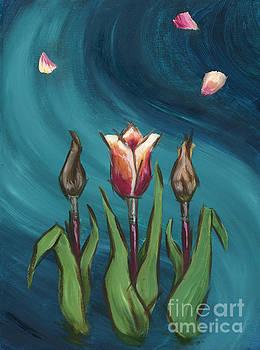 Artists in Bloom by Brandy Woods