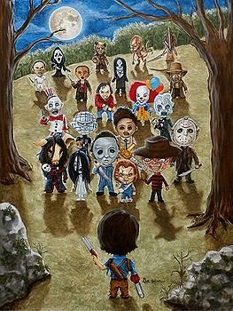 Ash vs Everybody by Al  Molina
