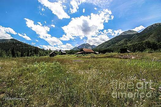 Ashcroft Ghost Town Photo Five by Veronica Batterson
