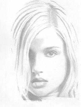 Ashley by Larry Barnes