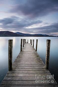 Ashness Jetty, Derwent Water by Martin Williams