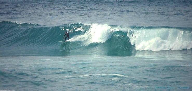 Joyce Dickens - Asilomar Surfer One