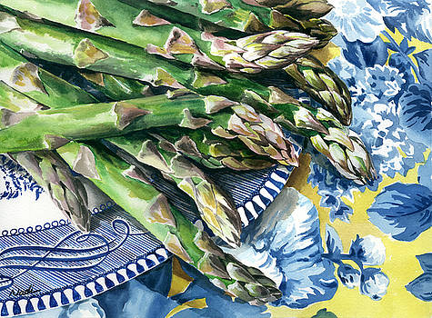 Asparagus by Nadi Spencer