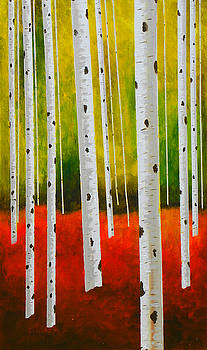 Aspen Ascension by Andrew Hobson