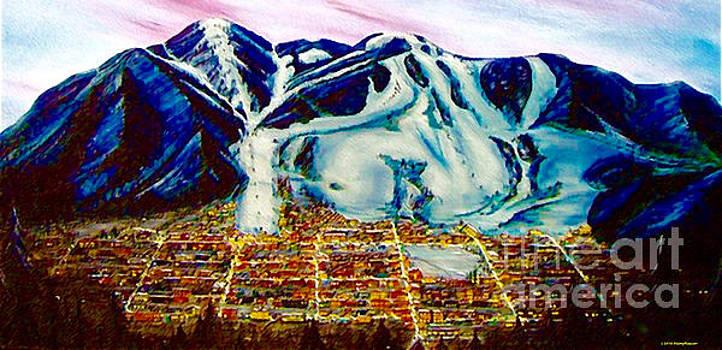 Aspen Colorado by Jerome Stumphauzer