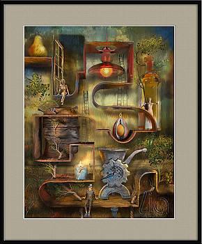 Aspiration by Zia Art