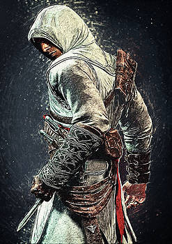 Assassin's Creed - Altair by Taylan Soyturk