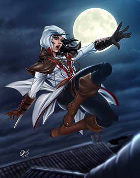 Assassin's Creed by Pete Tapang