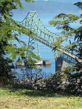 Astoria Bridge by Julie Bell