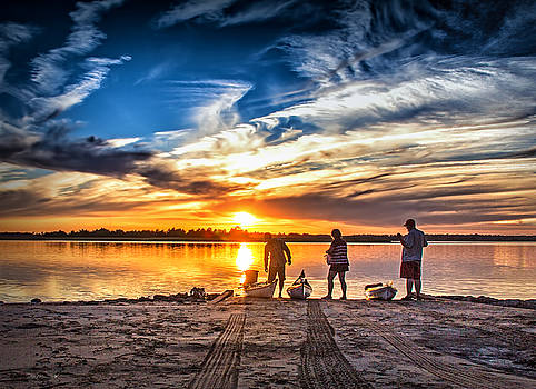 At Days End by Phil Mancuso