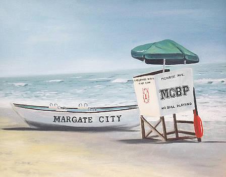 At the Beach by Al Fonollosa