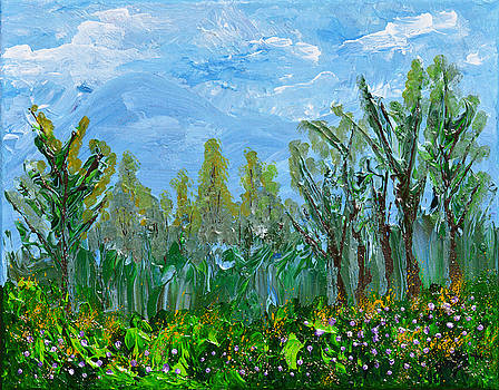 Donna Blackhall - At The Forests Edge