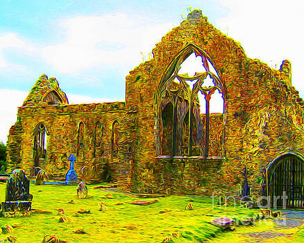 Athenry Ruin by Joseph Re