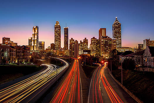 Atlanta by Michael Petrizzo