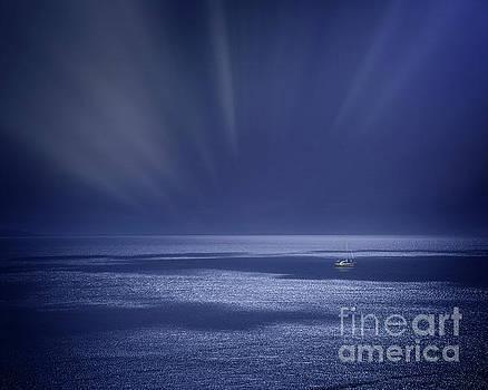 Atlantic Night by Edmund Nagele
