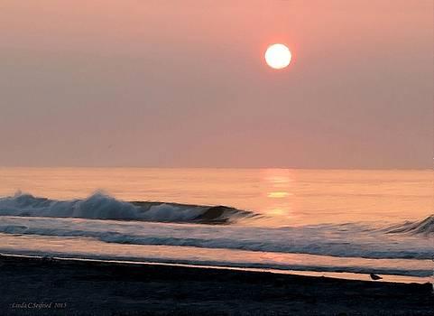 Atlantic Sunrise by Linda Seifried