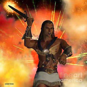 Corey Ford - Atlas God of War