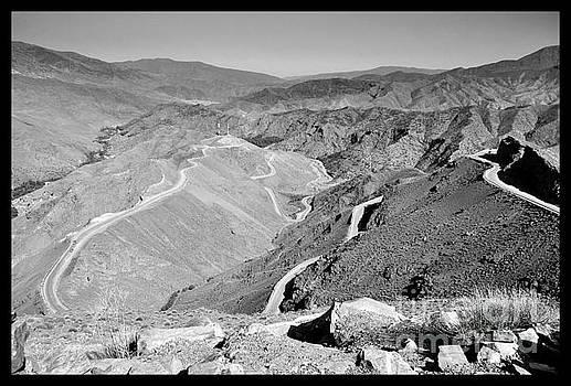 Atlas Mountain  by Floyd Menezes
