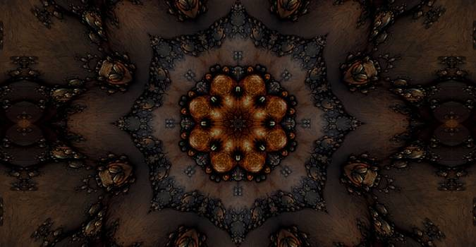 Atomic Flower by Ricky Jarnagin