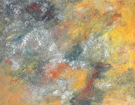 Au dessus des nuages by Patrice Brunet