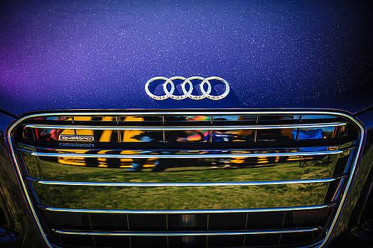 Jill Reger - Audi Grille Emblem -2333c